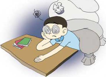 案例:初一学生学习压力大出现幻觉图片