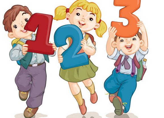 学生健康生活积极向上卡通
