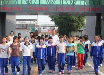 北京怀柔区北房镇中心小学英语老师