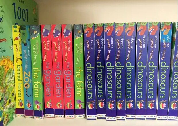 培养孩子的阅读习惯,选对书就成功了一半